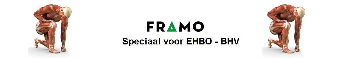 EHBO en BHV groothandel FRAMO voordelig professioneel, klantvriendelijk en servicegericht