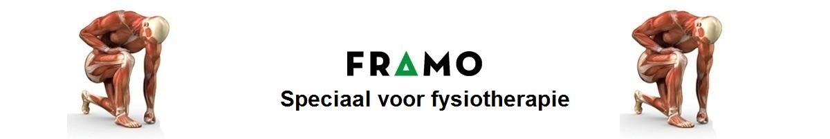 Fysiotherapie groothandel FRAMO voordelig professioneel, klantvriendelijk en servicegericht