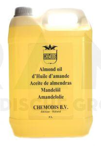 Amandelolie Chemodis 100% natuur 5000 ml
