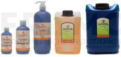 "Volatile ""bij stress"" voorheen anti stress sportmassage olie 100 ml, 250 ml, 1000 ml, 2500 ml, 5000 ml"