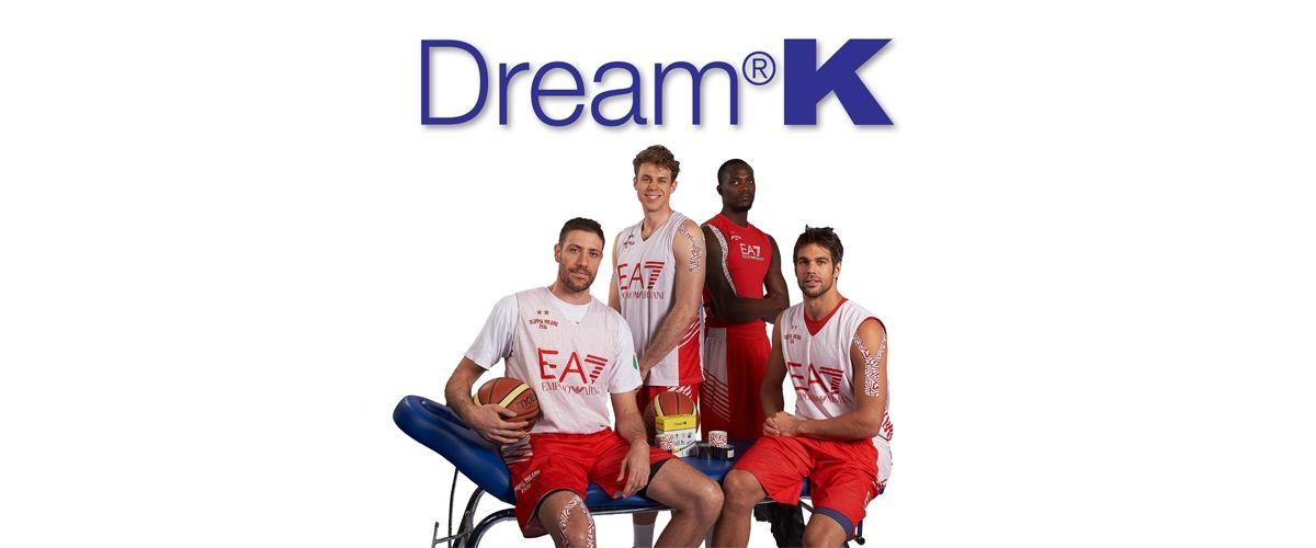 Dream K tape bestellen doet u bij FRAMO