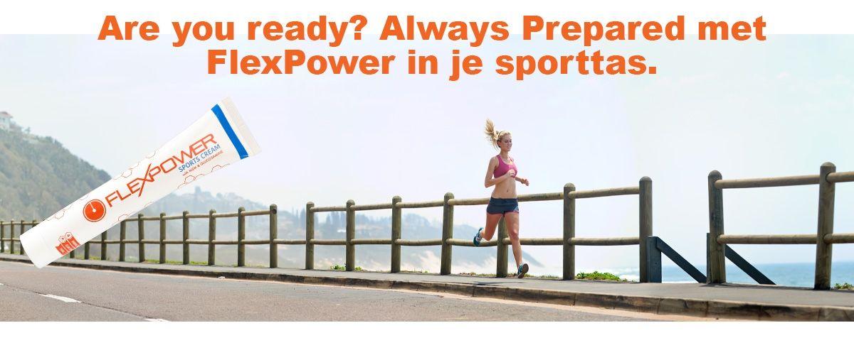 Bestel vanaf nu FlexPower op www.framo.nl