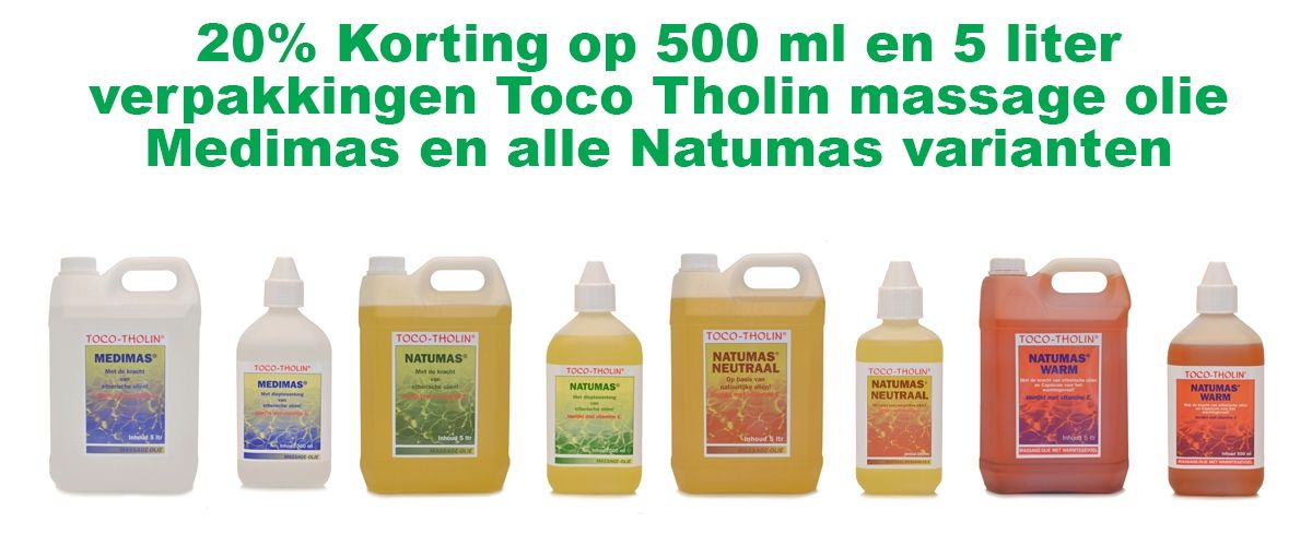 TocoTholin producten